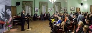 Открытие - выступает Владимир Овчинников-2